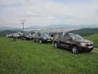 Jazda na terennych automobiloch - jeep tour