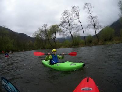 Otváranie vodáckej sezóny na Hornáde