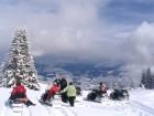 Snežné skútre
