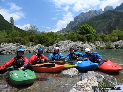 doplavena rieka Kiri