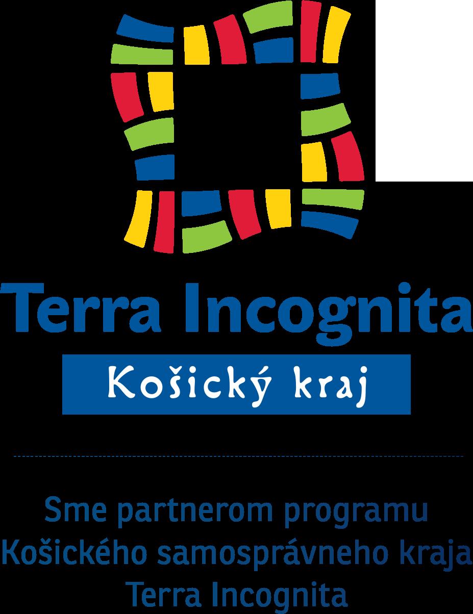 Logo Terra Incognita - sme partner programu