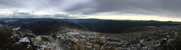 Panorama - vyhlad Kobyliar